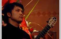 现代艺术科 古典吉他专业教师 吴浩