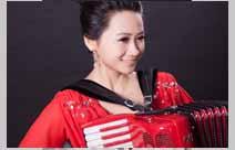 现代艺术科 手风琴专业教师 李歆琳(现代艺术教研室主任,高级讲师)