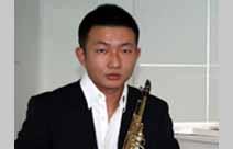 管弦 萨克斯专业教师 王墨瀚